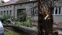 Následky tornáda na Moravě (24.6.2021)