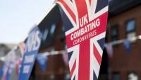 Velká Británie bojuje s koronavirem, ilustrační fotografie.
