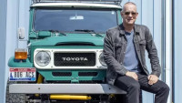 Toyota Land Cruiser FJ40 Toma Hankse