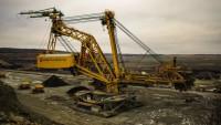 Těžba uhlí, ilustrační fotografie.