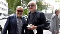 Michael Kocáb s Michalem Pavlíčkem