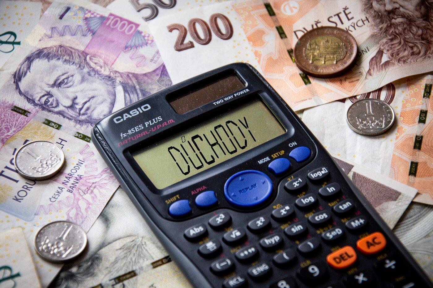 Důchody: Každý penzista si polepší alespoň o 650 korun