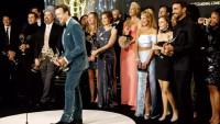 Cena Emmy (Emmy Award, představuje každoročně udělované americké televizní ocenění, televizní obdoba filmových Oscarů)