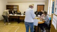Volby, ilustrační fotografie.