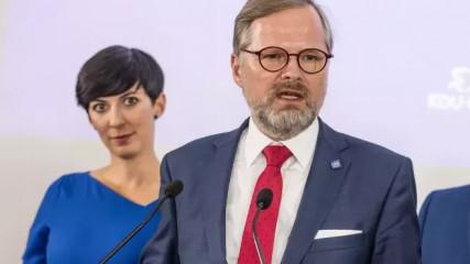 Markéta Pekarová Adamová, Petr Fiala