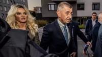 Monika Babišová, Andrej Babiš, volební štáb hnutí ANO