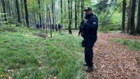 Policisté pátrají po ztracené osmileté dívce z Německa.