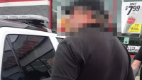 Jaromír Prokop po dopadení americkou policií.